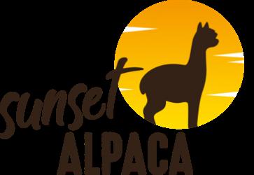 Sunset Alpaca